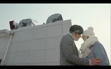 Healer Rooftop Kiss Episode 8