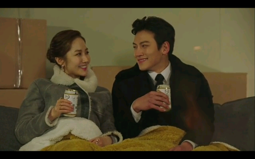 Healer Korean Drama - Ji Chang Wook and Park Min Young