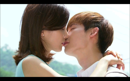 I Hear Your Voice Finale Kiss Korean Drama