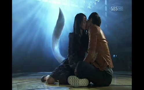 My Girlfriend is a Gumiho Korean Drama - Lee Seung Gi and Shin Min Ah