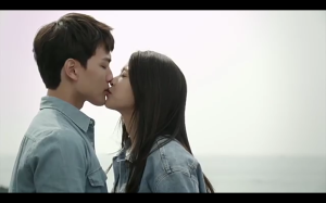 Orange Marmalade Korean Drama Kiss