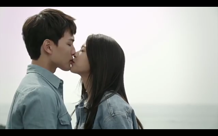 Orange Marmalade Korean Drama Kiss
