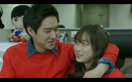 Flower Boy Next Door - Go GyeonG Pyo and Kim Seul Gi