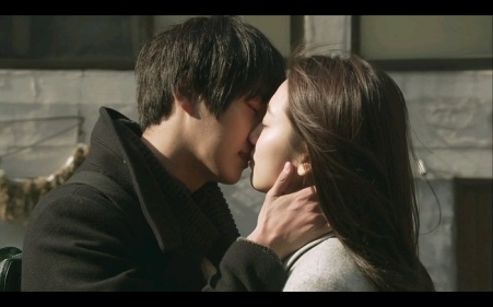Flower Boy Next Door Kiss 2 - Yoon Shi Yoon and Park Shin Hye