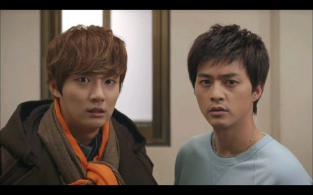 Flower Boy Next Door - Yoon Shi Yoon and Kim Ji Hoon