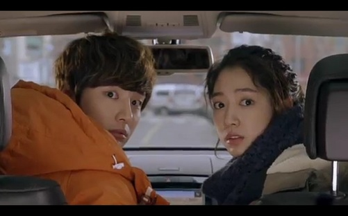 Flower Boy Next Door - Yoon Shi Yoon and Park Shin Hye