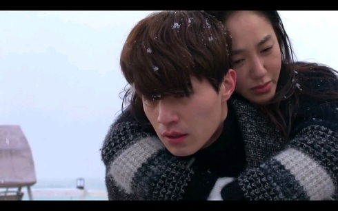 Kang Goo's Story Korean Drama - Lee Dong Wook and Park Joo Mi