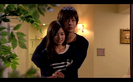 Playful Kiss Korean Drama - Kim Hyun Joong and Jung So Min