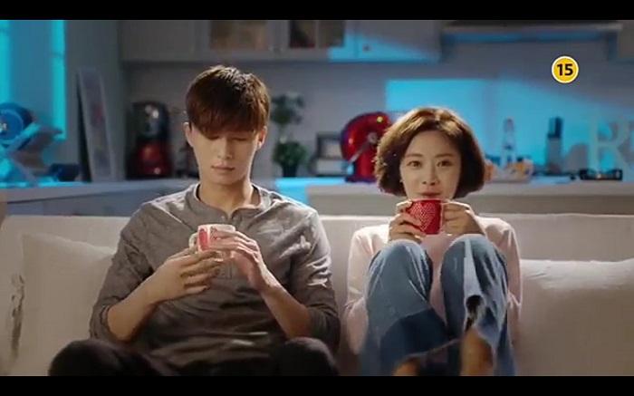 Korean drama romantic comedy 2015 - Author of wild movie