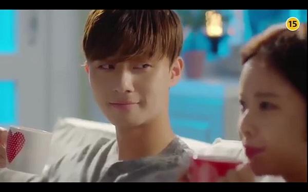 hwang jung eum and park seo joon relationship memes