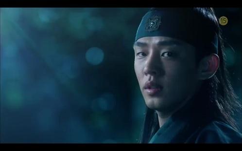 Six Flying Dragons Korean Drama - Yoo Ah In