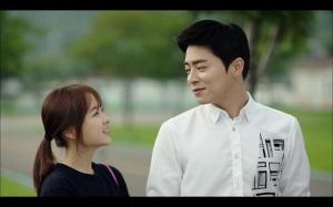 Oh My Ghostess Korean Drama - Park Bo Young and Jo Jung Suk