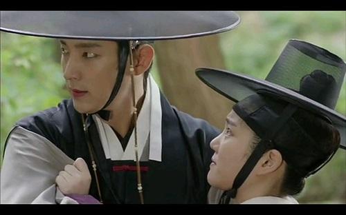 Scholar Who Walks the Night Korean Drama - Lee Joon Gi and Lee Yoo Bi