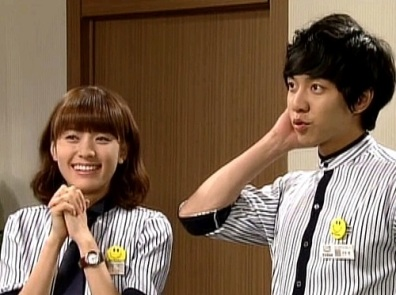 Shining Inheritance Korean Drama - Lee Seung Gi and Han Hyo Joo