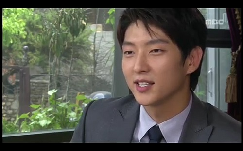 Time Between Dog and Wolf Korean Drama - Lee Joon Gi