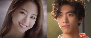 Madame Antoine Korean Drama - Han Ye Seul and Sung Joon