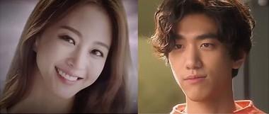Madame Antoine Korean Drama - Han Ye Seul and Sung Joon