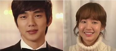 Remember Korean Drama - Yoo Seung Ho and Park Min Young