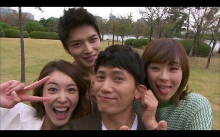Protect the Boss Korean Drama - Ji Sung and Choi Kang Hee