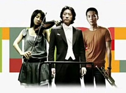 Beethoven Virus Korean Drama - Jang Geun Suk, Kim Myung Min, and Lee Ji Ah