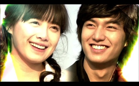 Boys Over Flowers Korean Drama - Lee Min Ho and Gu Hye Sun