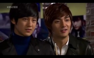 Boys Over Flowers Korean Drama - Kim Bum and Kim Joon