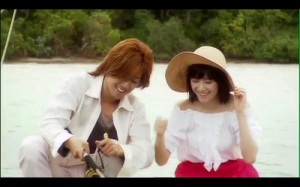 Boys Over Flowers Korean Drama - Kim Hyun Joong and Gu Hye Sun