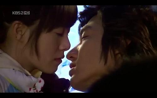 Boys Over Flowers Korean Drama - Lee Min Ho and Gu Hye Sun