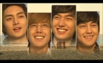 Boys Over Flowers Korean Drama - Lee Min Ho, Kim Hyun Joong, Kim Bum, Kim Joon