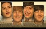 Boys Over Flowers Korean Drama - Lee Min Ho, Kim Hyun Joong, Kim Bum, Kim Joon