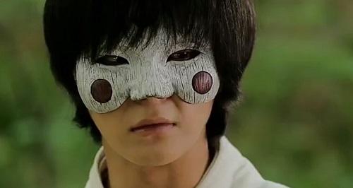 Bridal Mask (Gaksital)...