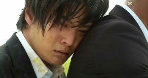 Bridal Mask Korean Drama - Joo Won and Park Ki Woong