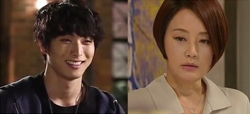 Madame Antoine Korean Drama - Jung Jin Woon and Jang Mi Hee