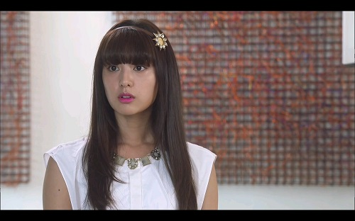Heirs Korean Drama - Kim Ji Won