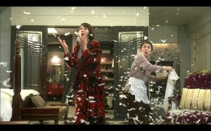 Heirs Korean Drama - Kim Sung Ryung and Kim Me Kyung