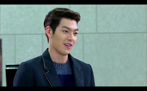 Heirs Korean Drama - Kim Woo Bin
