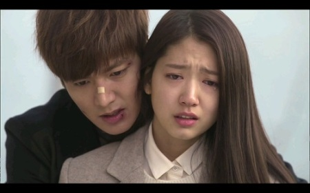 Heirs Korean Drama - Lee Min Ho and Park Shin Hye