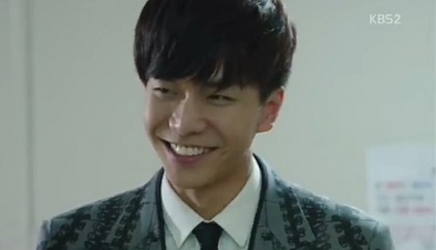 Producers Korean Drama - Lee Seung Gi