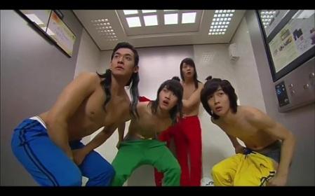 Rooftop Prince Korean Drama - Park Yoo Chun, Choi Woo Shik, Lee Min Ho