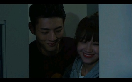 Sassy Go Go Korean Drama - Ji Soo and Jung Eun Ji