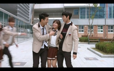 Sassy Go Go Korean Drama - Jung Eun Ji, Lee Won Geun, and Ji Soo