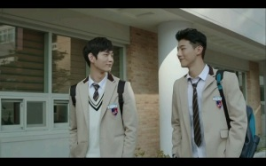 Sassy Go Go Korean Drama - Lee Won Geun and Ji Soo