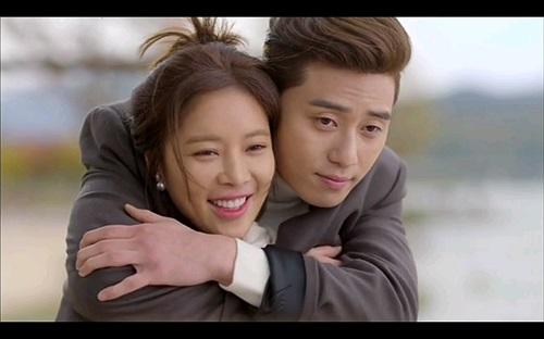 She Was Pretty Korean Drama - Park Seo Joon and Hwang Jung Eum