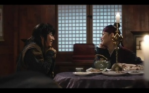 Shine or Go Crazy Korean Drama - Jang Hyuk and Oh Yeon Seo