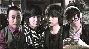 Story of a Man Korean Drama - Lee Moon Shik, Phillip Lee, Park Yong Ha, and Park Ki Woong