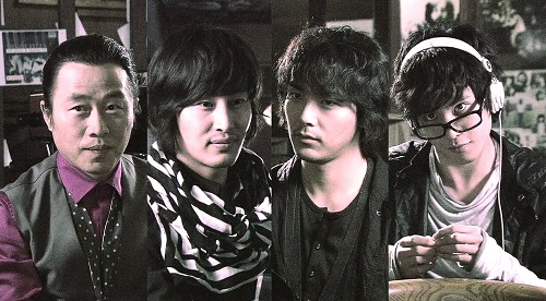 Story of a Man Korean Drama - Lee Moon Shik, Phillip Lee, Park Yong Ha, and Park Ki Woong