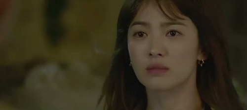 Descendants of the Sun Korean Drama - Song Hye Kyo