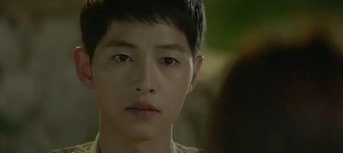 Descendants of the Sun Korean Drama - Song Joong Ki