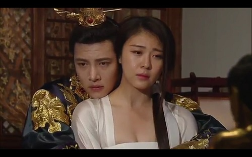 Empress Ki Korean Drama - Ji Chang Wook and Ha Ji Won 2