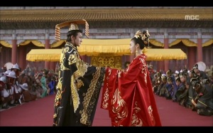 Empress Ki Korean Drama - Ji Chang Wook and Ha Ji Won